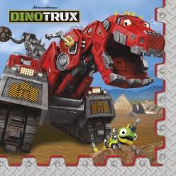 Dinotrux - Serviettes de table