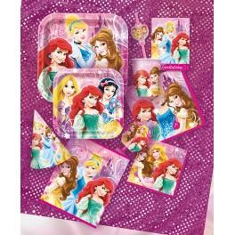 Princesse Disney - Décoration de fête - Anniversaire fille