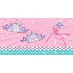 Princesse - Nappes de table en plastique