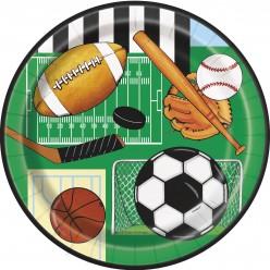 Sports classiques - Plats de dîner 7''