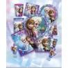Reine des neiges - Décoration de fête - Anniversaire fille