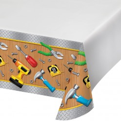 Bricoleur - Nappe de table en plastique