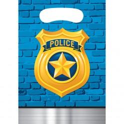 Policier - Sacs a surprises