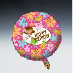 Luau - Ballon Métallique