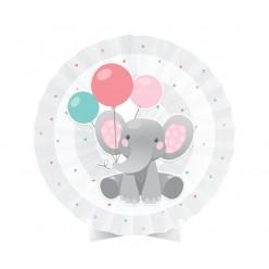 Éléphant enchanteur - Centre de table