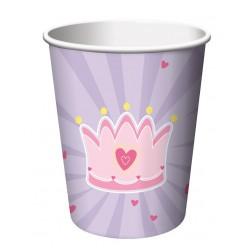 Princesse - Verre chaud/froid 9oz