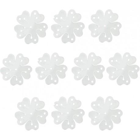 Pinces à ballons - Fleur