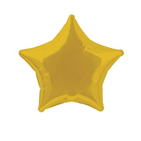 Ballon étoile à l'hélium