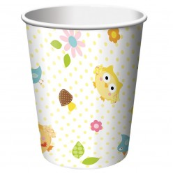 Arbre - Baby shower - Verre chaud/froid 9oz