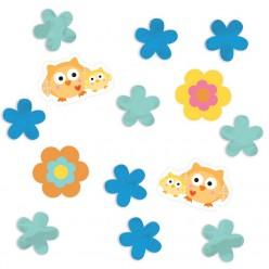 Arbre - Baby shower - Confettis