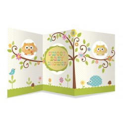 Arbre - Baby shower - Centre de table