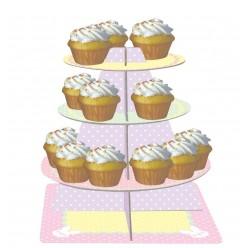 Pastel - Plateau étagé à cupcake