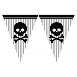 Pirate - Bannière
