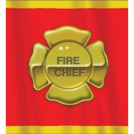 Pompier - Nappes de table en plastique