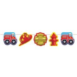 Pompier - Bannière