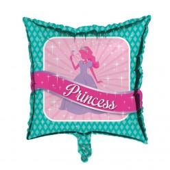 Princesse - Ballon Métallique