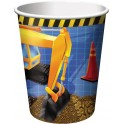 Chantier construction - Verre chaud/froid 9oz