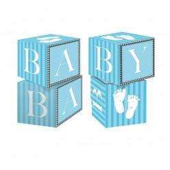 Pieds de bébé - Centre de table