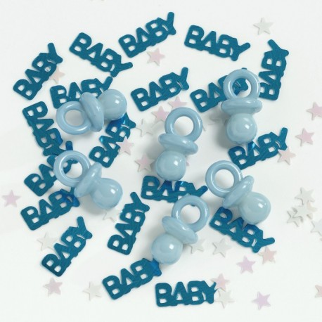 Pieds de bébé - Confettis