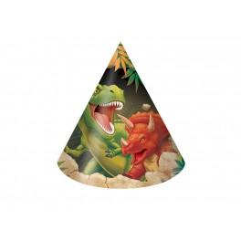 Dinosaure - Chapeaux de fête