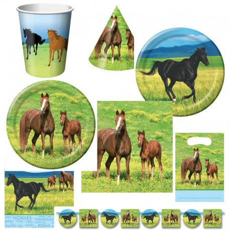 Pack chevaux