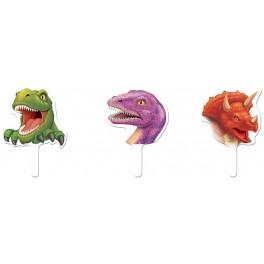 Dinosaure - Décoration de gâteau
