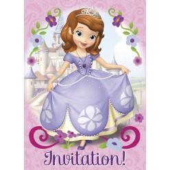SOFIA - Invitations