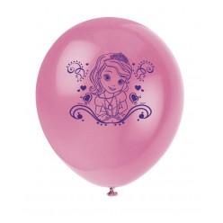 SOFIA - 12'' Ballons imprimés - 2 côtés