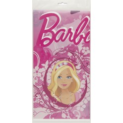Barbie - Nappe de table en plastique