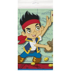 Jake et les pirates - Nappe de table en plastique