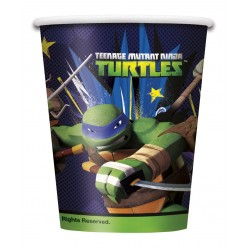 Tortues ninja - Verre chaud/froid 9oz