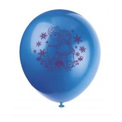 Reine des neiges - 12'' Ballons imprimés - 2 côtés