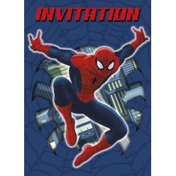 Spider-Man - Invitations