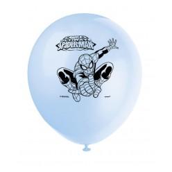 Spider-Man - 12'' Ballons imprimés - 2 côtés