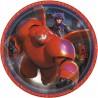 Big Hero 6 - Plats de dîner carrés 9''